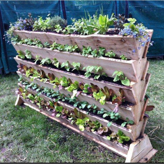 Aussaatkalender hannes permagarten blog - Fabriquer un jardin suspendu ...