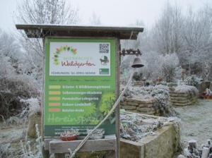waldgartenschild